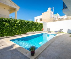 House   Alcúdia 6 persons - private pool p2