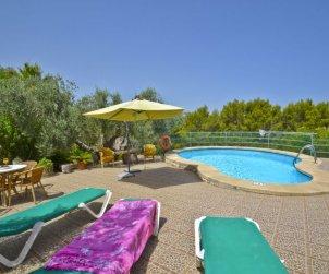 House   Alcúdia 6 persons - private pool p1