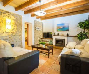 House   Búger 8 persons - private pool p2