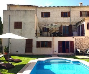 House   Búger 12 persons - private pool p2