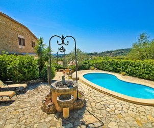 House   Caimari 12 persons - private pool p0