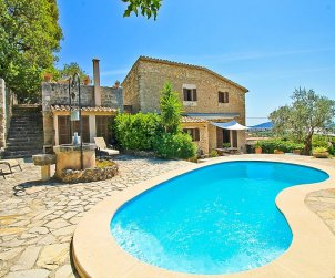 House   Caimari 12 persons - private pool p2
