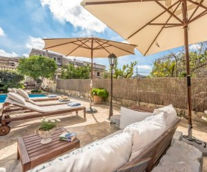 House   Campanet 6 persons - private pool p0