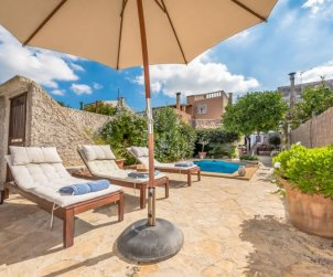 House   Campanet 6 persons - private pool p2