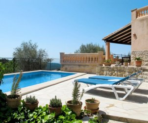 House   Galilea 6 persons - private pool p0