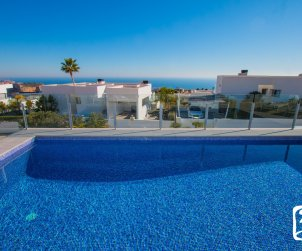 Modern house  Moraira  for 8 persons with private pool, sea view and air conditioning  p2