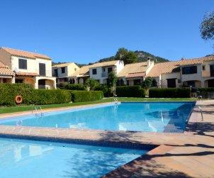 House   L'Estartit 6 persons - comunal pool p1