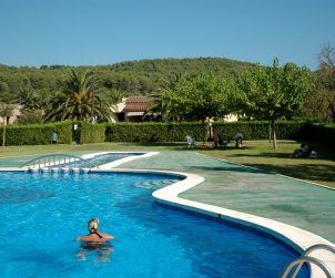 House   L'Estartit 5 persons - comunal pool p2