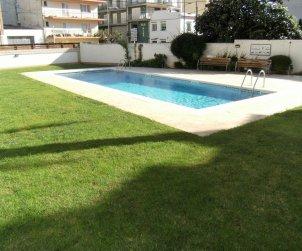 Flat   L'Estartit 6 persons - comunal pool p1