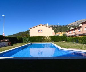 House   L'Estartit 5 persons - comunal pool p0