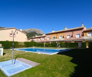 House   L'Estartit 5 persons - comunal pool p1