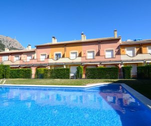 House   L'Estartit 5 persons - comunal pool p2