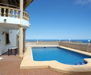 House   Benitachell 6 persons - private pool p2