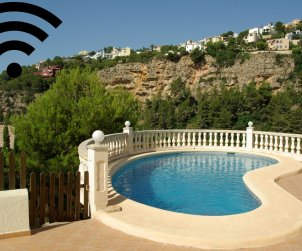 House   Benitachell 6 persons - private pool p1