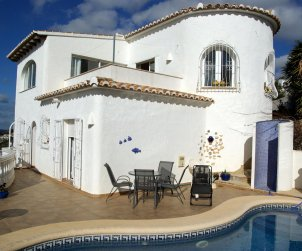 House   Benitachell 4 persons - private pool p1