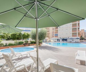 Flat  in Oropesa del Mar  for 6 persons with communal swimming pool, air conditioning and near sea  p2