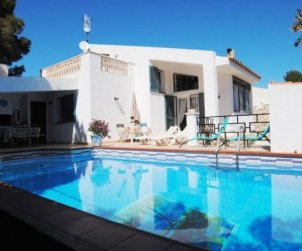 House  in Ametlla de Mar  for 8 persons with private pool and internet  p1