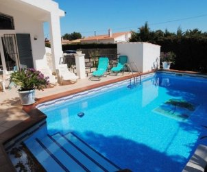 House  in Ametlla de Mar  for 8 persons with private pool and internet  p2