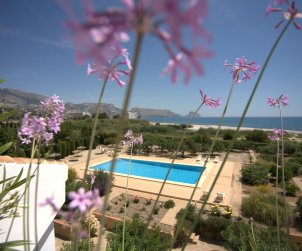 Flat   Altea 4 persons - sea view, air conditiong and parking p2