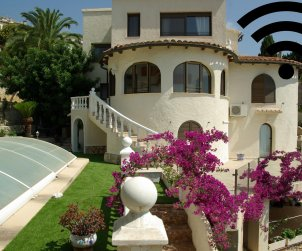 House   Benitachell 6 persons - private pool and air conditioning p2