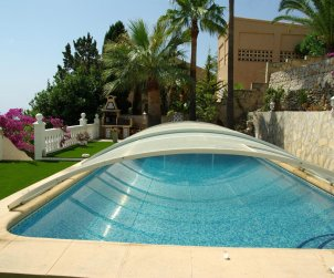 House   Benitachell 6 persons - private pool and air conditioning p0