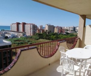 Flat  in Peniscola  for 6 people with communal pool, air conditioning and near sea  p2