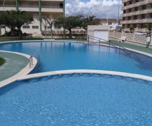 Flat  in Peniscola  for 6 people with communal pool and near sea  p2
