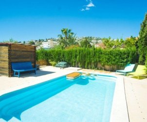 Villa  in Peniscola  for 6 people with private pool  p0