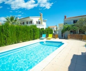 Villa  in Peniscola  for 6 people with private pool  p2
