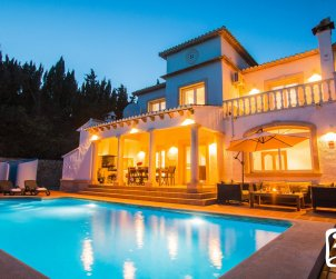 House  in Benissa  for 8 people with private pool and near sea  p0
