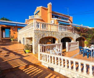 House   Javea 12 persons - private pool p1