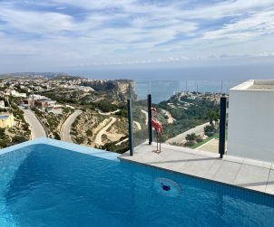 House   Benitachell 8 persons - private pool, sea view and air conditioning p1