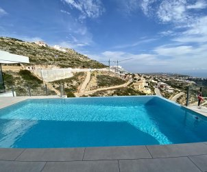 House   Benitachell 8 persons - private pool, sea view and air conditioning p2