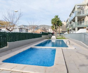 Flat  in Oropesa del Mar  for 6 people with communal pool, air conditioning and garage  p2