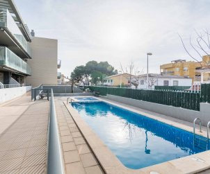 Flat  in Oropesa del Mar  for 6 people with communal pool, air conditioning and garage  p1