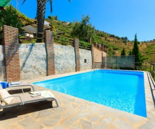 House   Competa 6 persons - private pool p0