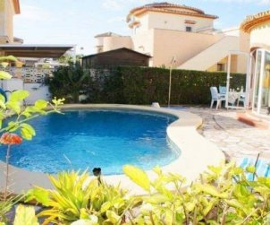 House  in Denia  for 6 people with private pool and near sea  p0