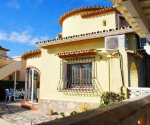 House  in Denia  for 6 people with private pool and near sea  p2