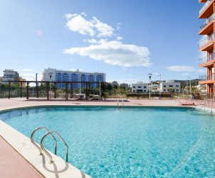 Flat   Oropesa del Mar 9 persons - comunal pool, air conditioning and internet p1