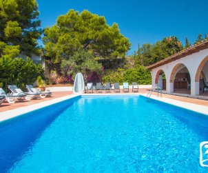 House  in Benissa  for 8 people with private pool, sea view and air conditioning  p2