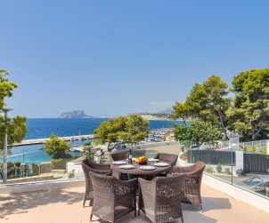 House   Moraira 6 persons - dishwaher p0
