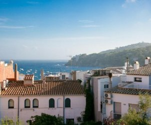 Apartment  in Calella de Palafrugell  for 7 people with sea view  p1