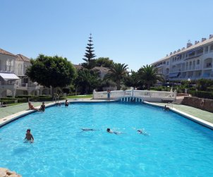 Apartment  in Alcoceber  for 4 people with shared swimming pool and near to sea  p1