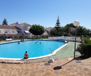 Apartment  in Alcoceber  for 4 people with shared swimming pool and near to sea  p2