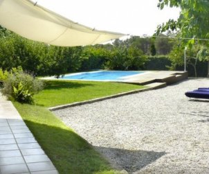 Villa  in Blanes  for 8 people with private pool and beautiful garden p2