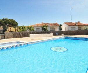 House   Arenys de Mar 8 persons - comunal pool p0