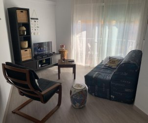 Apartment  in Rosas  for 4 people near the center and the sea  p1