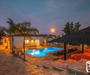 Villa   Benissa 11 personnes - piscine privée p0