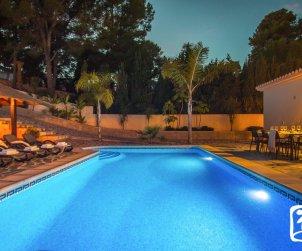 Villa   Benissa 11 personnes - piscine privée p1