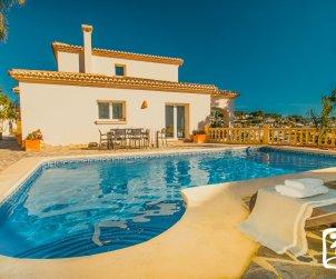 Villa   Benissa 11 personnes - piscine privée p2